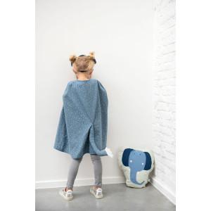 Déguisement enfant en coton Mrs Elephant Trixie Baby