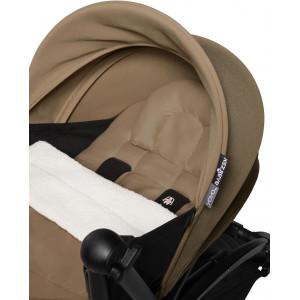 Poussette Yoyo² Complète (0+ et 6+) Chassis Blanc / Toffee Babyzen
