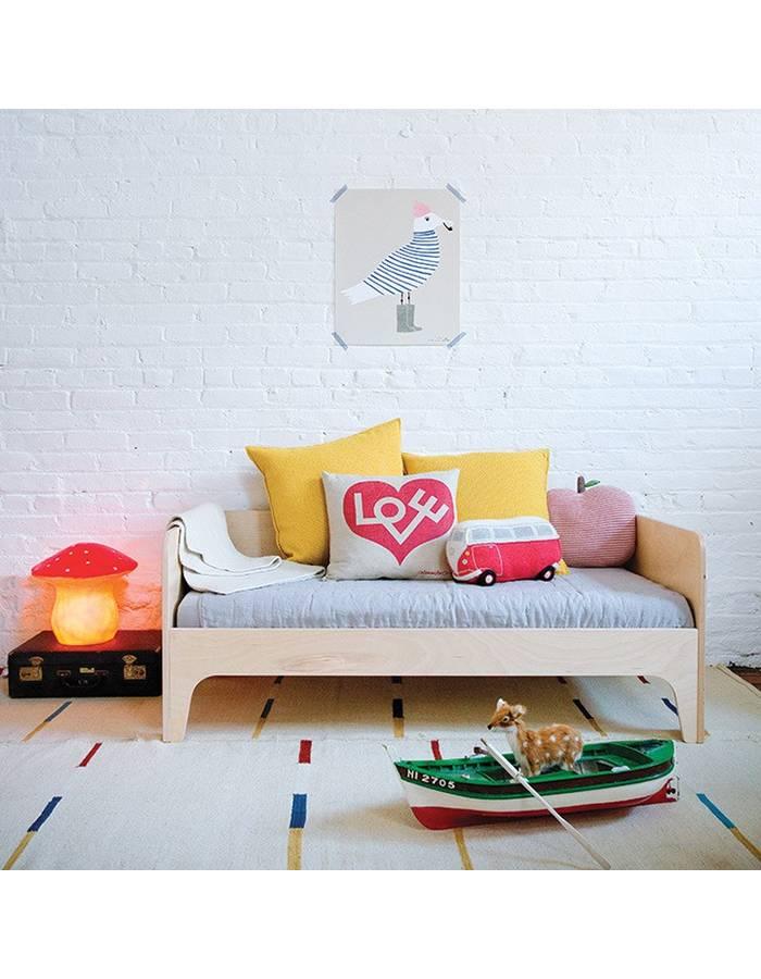 lit junior 70 140 perch bouleau dr m design. Black Bedroom Furniture Sets. Home Design Ideas