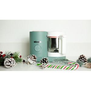 "Robot mixeur-cuiseur Babycook NEO ""Vert/Blanc"" Beaba"