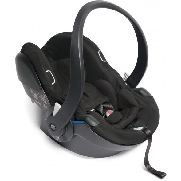 Siège auto YOYO car seat by BeSafe Noir + Adaptateurs