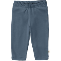 """Pantalon bébé en coton bio """"Indigo Blue"""" Fresk"""