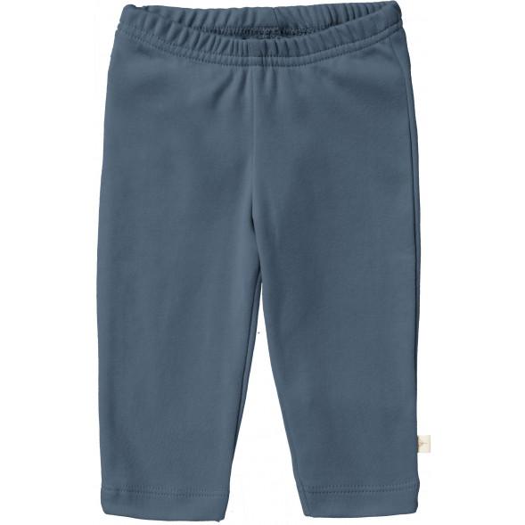 """Pantalon bébé en coton bio """"Indigo Blue"""""""
