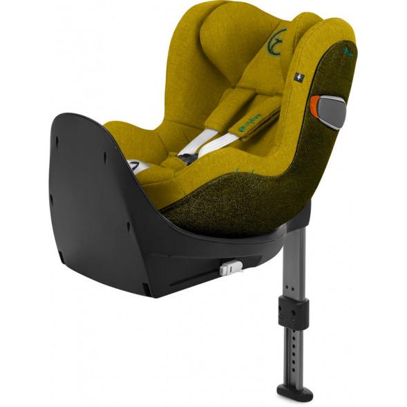 """Siège Auto Sirona Zi i-Size (0-4 ans) Plus """"Mustard Yellow"""""""