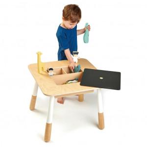 """Table enfant en bois """"Forêt"""" Tender Leaf Toys"""