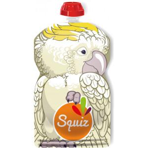 """Gourde Réutilisable Squiz (130 ml) """"Cacaotès Carnaval"""" Squiz"""