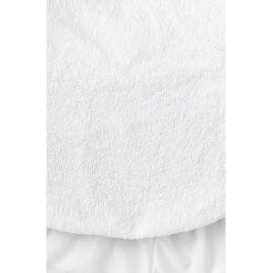 Alèse 60*120 en coton bio pour lit bébé Kadolis
