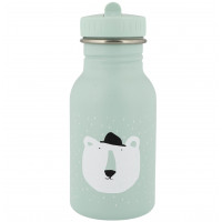 """Gourde en inox (350 ml) """"Mr Ours Polaire"""""""