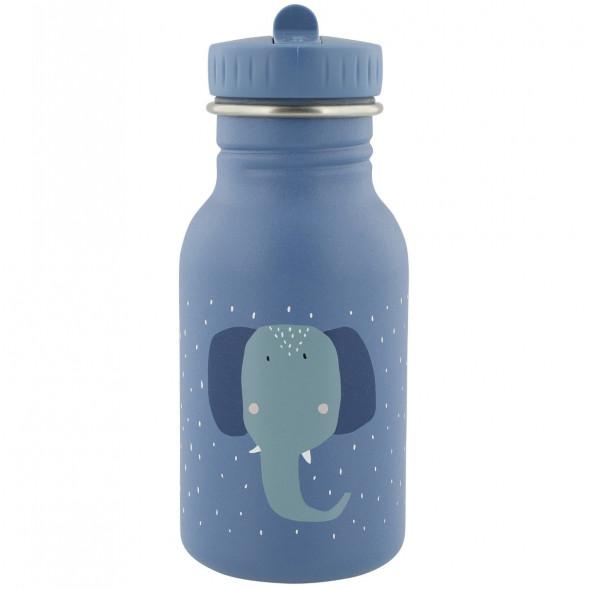"""Gourde en inox (350 ml) """"Mrs Elephant"""""""