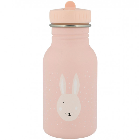 "Gourde en inox (350 ml) ""Mrs Lapin"""