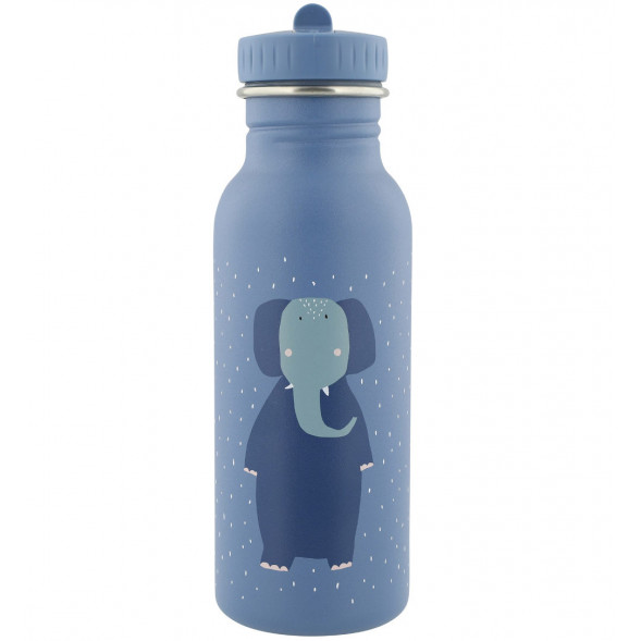 "Gourde en inox (500 ml) ""Mrs Elephant"""
