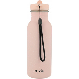 "Gourde enfant en inox (500 ml) ""Mrs Lapin"" Trixie Baby"