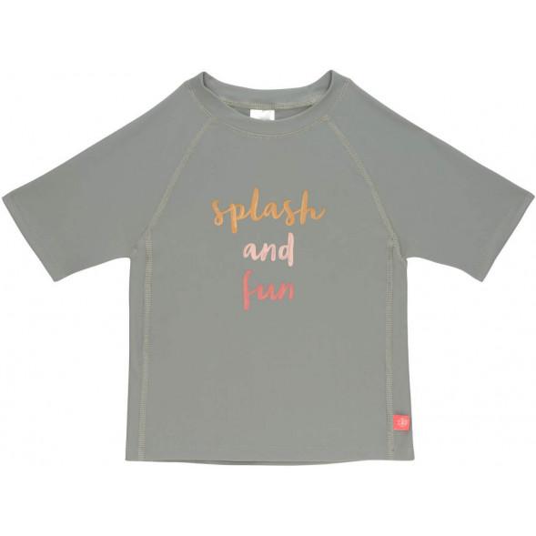 """T-shirt bébé anti-UV manches courtes """"Splash & Fun"""""""