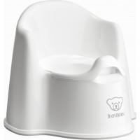 """Pot de toilette bébé Fauteuil """"Blanc"""" Babybjörn"""