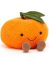 Peluche Amuseable Fruit Clementine (20 cm) Jellycat