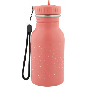 "Gourde enfant fille en inox (350 ml) ""Mrs Flamingo"" Trixie Baby"