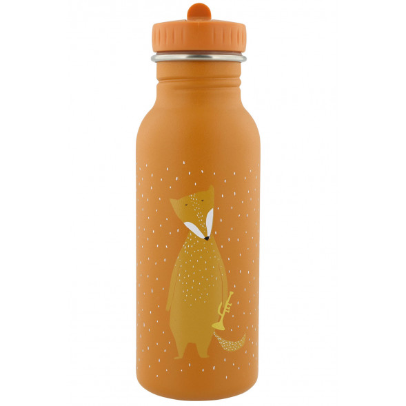 "Gourde en inox (500 ml) ""Mr Renard"""