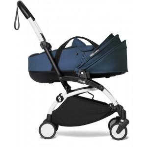 """Poussette bébé YOYO² Complète (nacelle et 6+) - Chassis Noir / """"Air France"""" Babyzen"""