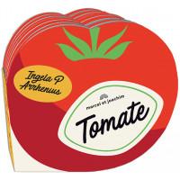 """Livre d'éveil en mousse """"Ma Petite Epicerie : La Tomate"""" (12 mois et +) d'Ingela P. Arrhenius Marcel et Joachim"""