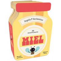 """Livre d'éveil en mousse """"Ma Petite Epicerie : Le Miel"""" (12 mois et +) d'Ingela P. Arrhenius Marcel & Joachim"""