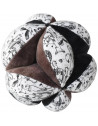 Balle Balle Puzzle Amish sensorielle Woodland en coton bio wee gallery -