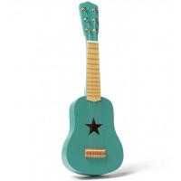 Guitare enfant en bois - Vert Kids Concept