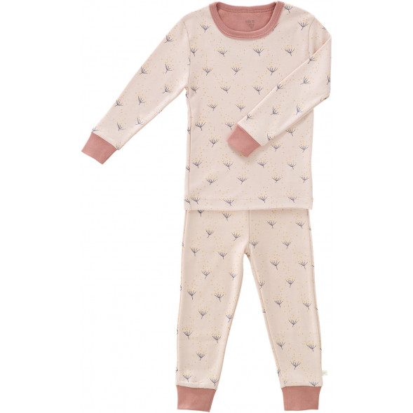 """Pyjama 2 pièces en coton bio """"Dandelion"""""""
