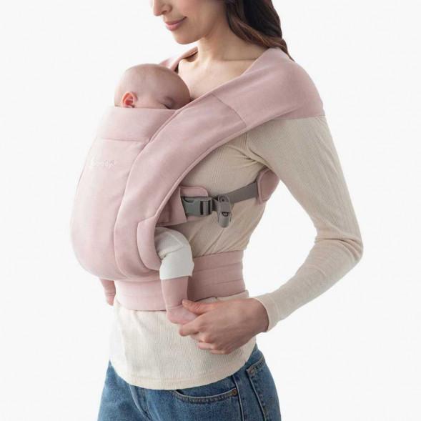 "Porte-bébé Embrace ""Rose Pâle"""