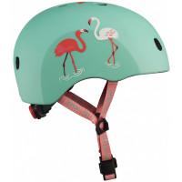 """Casque enfant """"Flamingo"""" avec LED (48/53cm)"""