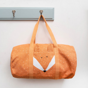"Sac week-end / Sac de sport rond enfant ""Mr Renard"" Trixie Baby"