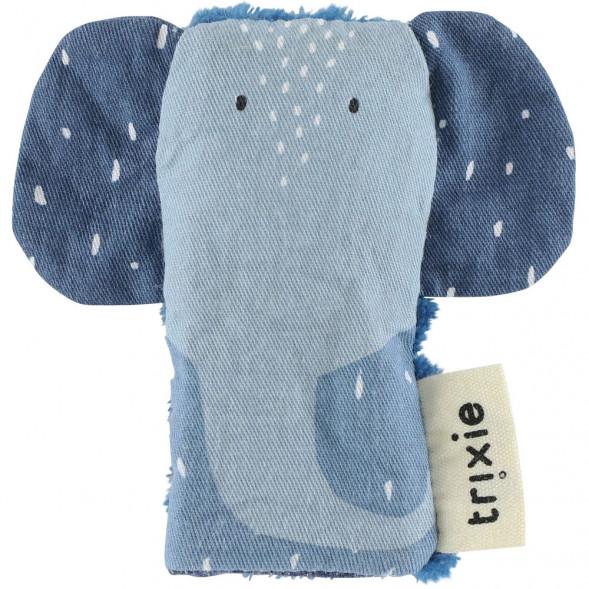 """Marionette à doigt """"Mrs Elephant"""" (2 ans et +)"""