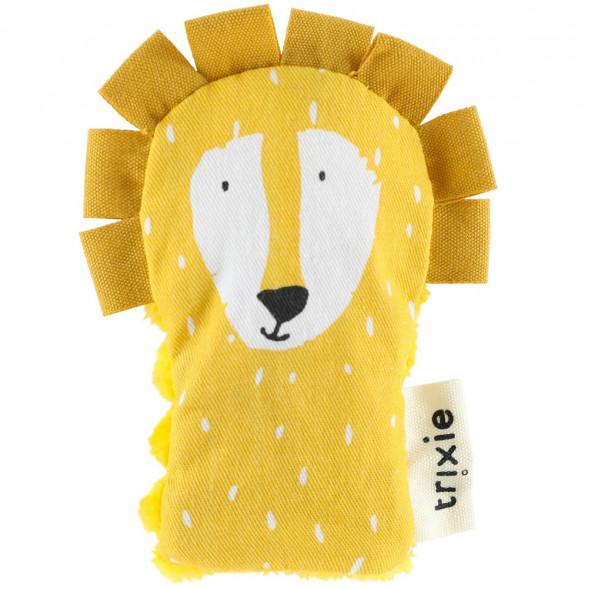 """Marionette à doigt """"Mr Lion"""" (2 ans et +)"""