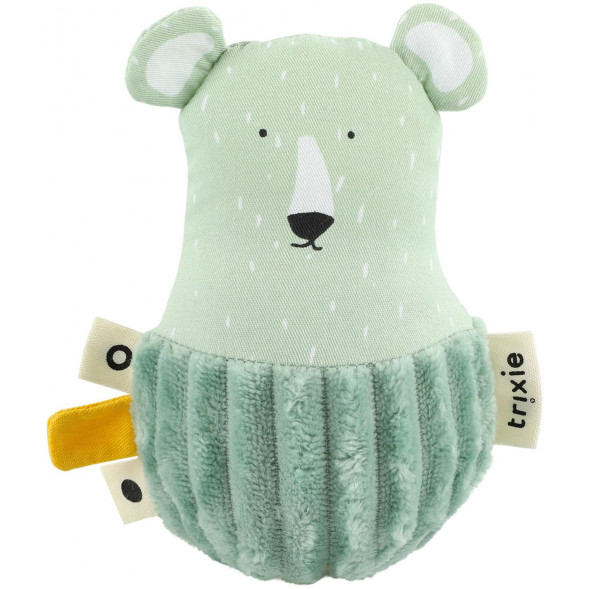 "Culbuto Mini ""Mr Ours Polaire"""