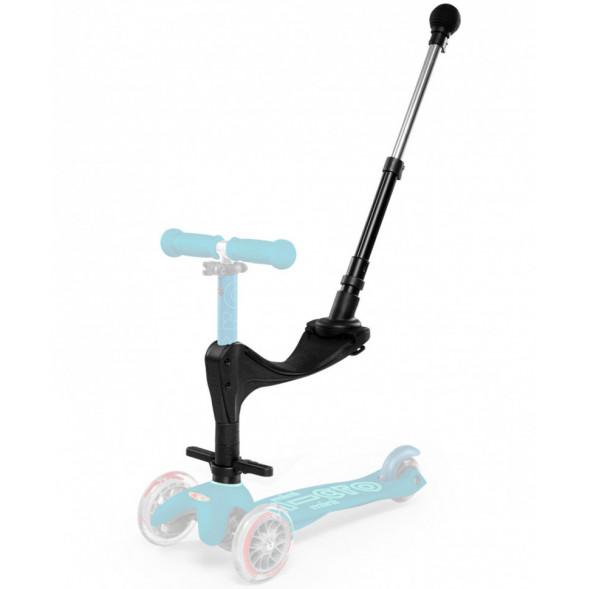 Barre de poussée + Siège + Repose-pieds pour Trottinette Mini Micro Deluxe