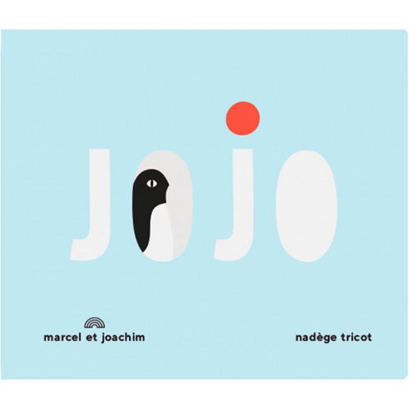 """Livre """"Jojo"""" (2 ans et +) de Nadège Tricot"""