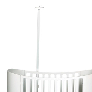 """Fléche pour lit bébé Classic """"Blanc satiné"""" Leander"""