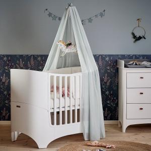 """Fléche pour lit bébé Classic """"Noyer"""" Leander"""