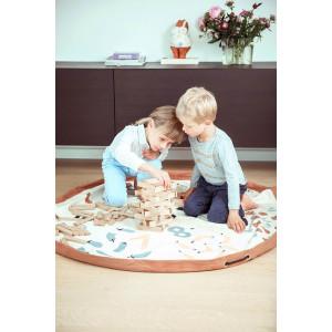 "Sac à jouets /Tapis de jeu ""Veggie Numbers"" Play & Go"
