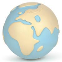 """Jouet de dentition Balle en hevea """"Earthy the World Ball"""""""