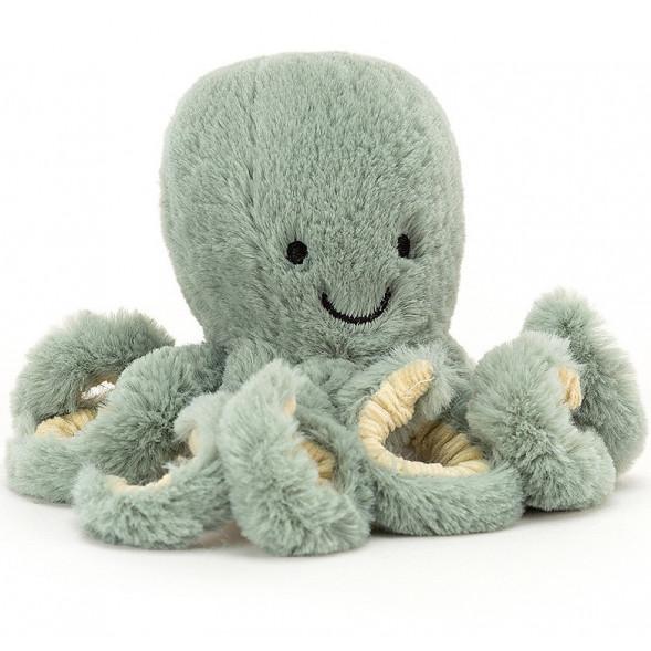 Peluche Odyssey Octopus (14 cm)