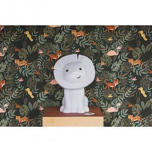 """Lampe enfant LED """"Lion Hakuna"""" Géante (50 cm) Atelier Pierre"""