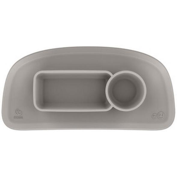 """Set de table EZPZ pour tablette de chaise Tripp trapp """"Soft Grey"""" Stokke"""