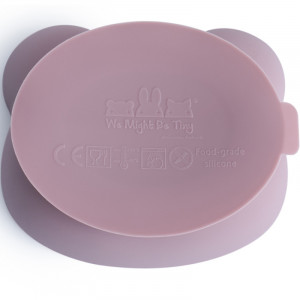 "Bol bébé avec ventouse en silicone ""Ours Rose"" We Might Be Tiny"