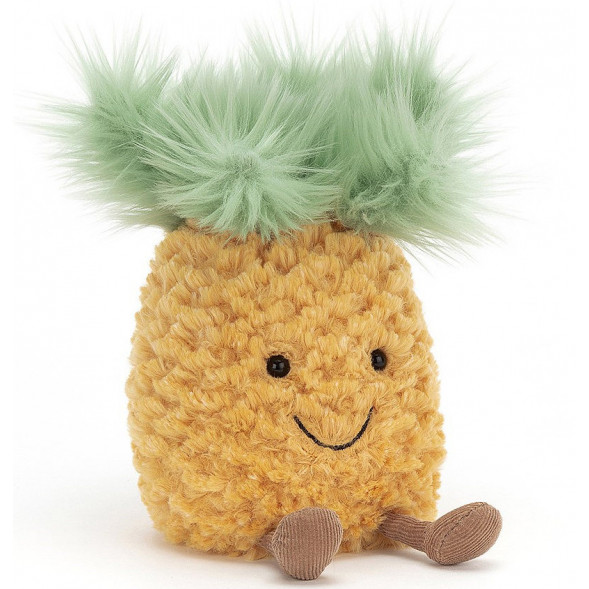 Peluche Amuseable Ananas (16 cm)