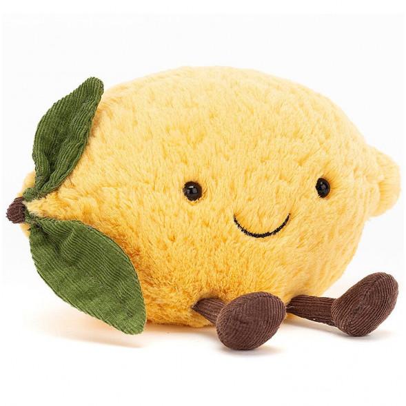 Peluche Amuseable Citron (18 cm)