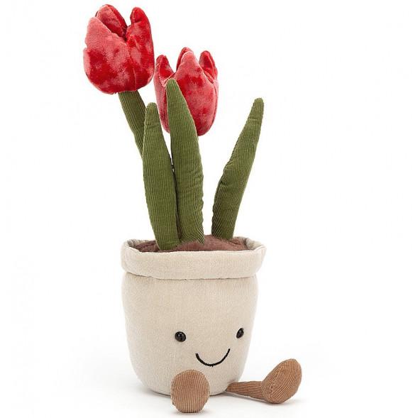 Peluche Amuseable Tulipe (23 cm)
