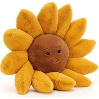 Peluche Fleur Sunflower (39 cm)