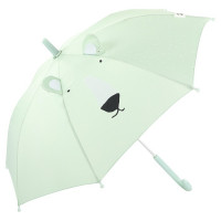 "Parapluie enfant en PET recyclé ""Mr Ours Polaire"" Trixie Baby"