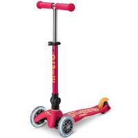 "Trottinette Mini Micro Deluxe Pliable (2-5 ans) ""Rouge Rubis"""