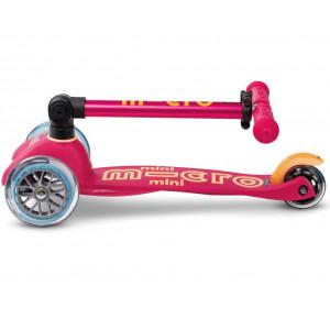 "Trottinette enfant Mini Micro Deluxe Pliable (2-5 ans) ""Rouge Rubis"" Micro"